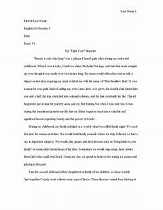 Example Of Narrative Essays Free 10 Beneficial Narrative Essay Samples In Pdf Doc