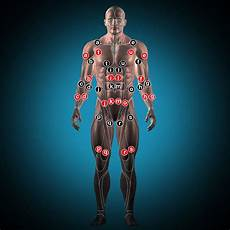 Electrode Placement For Electrical Stimulation Chart 18 Best Muscle Stimulator Placement Images On Pinterest