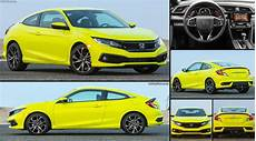 2019 Honda Civic Coupe by Honda Civic Coupe 2019 Pictures Information Specs