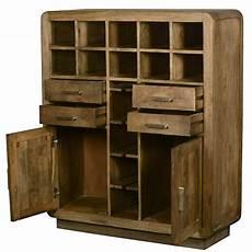 modern rustic solid wood glass holder wine rack bar