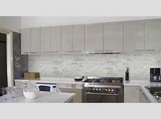 Tiled splash back   Kitchen   Kitchen tiles design, Kitchen splashback tiles, Kitchen tiles