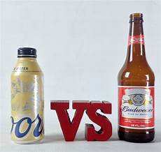 Coors Banquet Vs Coors Light The Cheap American Beers Bracket Elite 8 Drink Paste