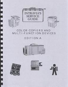 Intravia S Color Copiers And Multifunction Devices Edition A