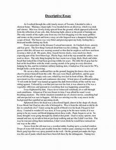 Descriptive Essay Conclusion Examples Write Descriptive Essay How To Write A Descriptive Essay