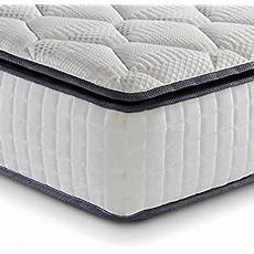 birlea sleepsoul bliss 800 pocket foam pillow top mattress