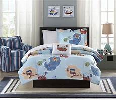 nautical bed in a bag comforter with sheet