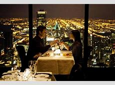 Signature Room at the 95th: Chicago Restaurants Review