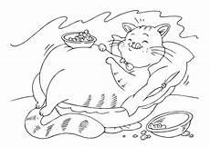Ausmalbilder Dicke Katze Malvorlage Dicke Katze Kostenlose Ausmalbilder Zum
