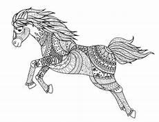 malvorlagen erwachsene pferde coloring and malvorlagan