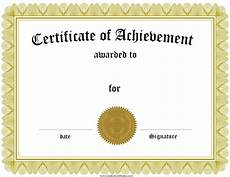 Free Award Certificate Award Certificate Template Certificate Templates Best Free