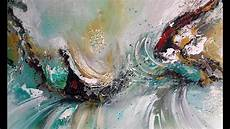 Acrylic Abstract Painting Acrylmalerei Acrylic Painting Abstract The Voice Of