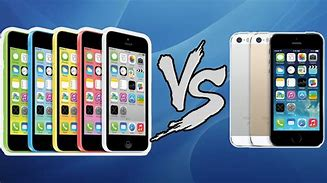 Image result for iPhone 5C vs 5S