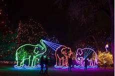 Los Angeles Zoo City Lights Zoo Lights 2017 Preview Weekend Pulp