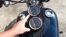 Harley Davidson Red Light On Speedometer Harley Davidson Speedometer Repair Speed Sensor Reading