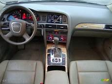 2005 Audi A6 3 2 Quattro Sedan Beige Dashboard Photo