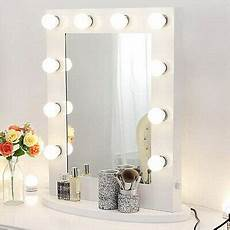 Hollywood Lighted Dressing Room Mirror Hollywood Makeup Mirror With Lights Aluminum Vanity