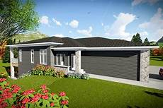 Modern House Floor Plans Free Modern Duplex House Plan For A Rear Sloping Lot 890093ah