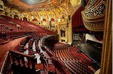 Chicago Theater Booth Seating Chart Shot Of The Day Chicago Theater From The Inside