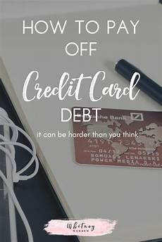 How To Pay Off Credit Card Why It S Ridiculously Hard To Pay Off Credit Card Debt