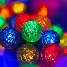 Colored Led Lights Christmas Led Christmas Lights Commercial 25 G12 Multi Color Led