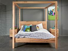 Bed With Posts Four Poster Bed Design Footprint Furniture Store