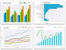 What Type Of Chart To Use To Compare Data Chartlr Blog Which Chart Type Works Best For Your Data