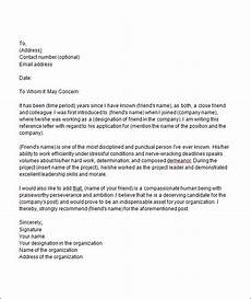 Letter Of Recommendation College Admission Free 20 College Recommendation Letter Templates In Pdf