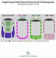 Adrienne Arsht Center Knight Concert Hall Seating Chart Knight Concert Hall At The Adrienne Arsht Center Seating Chart