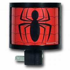 Spidey Light Spider Man Symbol Night Light