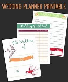 Wedding Planning Printables Free 31 Page Wedding Planning Printables White Lights On