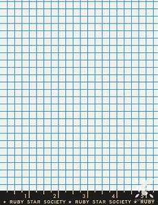 Graph Paper Star Grid In Graph Paper Anagram By Kight Cottoneer Fabrics