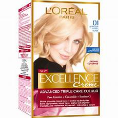 Ultra Light Natural L Oreal Paris Excellence Creme 01 Ultra Light Natural