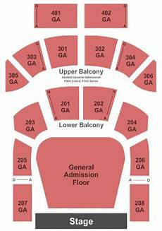 Tabernacle Seating Chart General Admission The Tabernacle Tickets And The Tabernacle Seating Chart