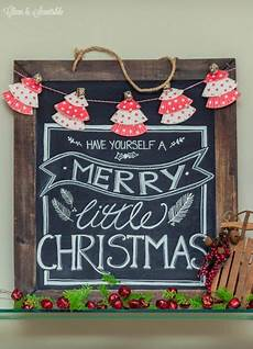 Cute Chalkboard Designs Christmas Chalkboard Inspiration Clean And Scentsible