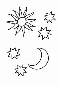 Ausmalbilder Sterne Kostenlos Kostenlose Malvorlage Schneeflocken Und Sterne Ausmalbild