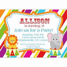 Birthday Invitations For Kids Art Birthday Party Invitations For Your Kids Bagvania