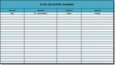 Google To Do List Template Free To Do List Templates With Guide To Make Your Own