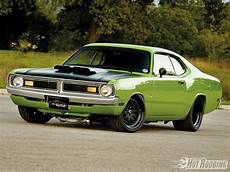 classic muscle cars dodge demon hot rod muscle cars