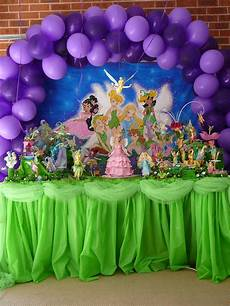 Tinkerbell Themed Birthday Party Ideas Tinkerbell Party Decoration By Verusca On Deviantart