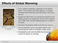 Causes And Effects Of Global Warming Essay Essay For Global Warming And Its Effects