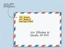 Return Envelope 3 Ways To Address An Envelope To A Married Couple Wikihow
