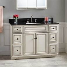 48 quot misschon vanity for rectangular undermount sink