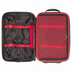 trolley cabina delsey delsey montsouris trolley cabina 2 compartimentos 55cm