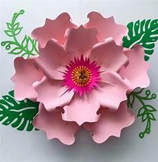 Paper Flower Petal Templates 201 Pingl 233 Sur Flore