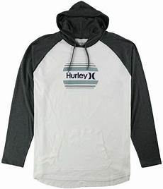 hurley sleeve shirts for mic hurley mens xl hooded sleeve graphic t shirt soft