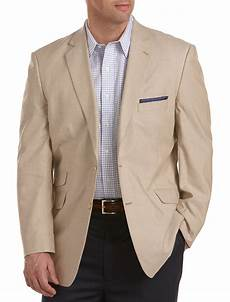 sports coats for big and baker oak hill s big and continuous comfort chambray