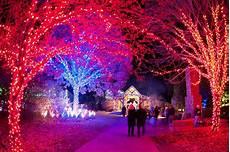 Winter Lights Arboretum Nc Nc Arboretum S Winter Lights Show Creston Mountain
