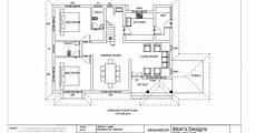 Floor Plans Free Free House Plan 2172 Sq Ft 4 Bedroom Attractive