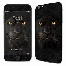 iphone 6 wallpaper black panther apple iphone 6 plus skin black panther by the mountain