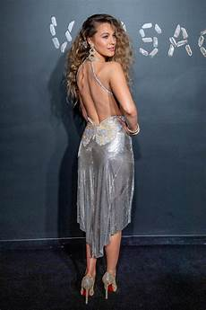 Christine Blake Designs Blake Lively Dazzled On The Red Carpet In A Vintage